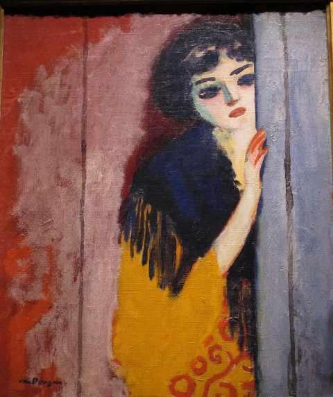 KeesVanDongen_LaCurieuse_1911
