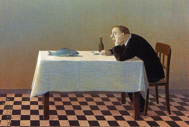 MichaelSowa_man-table-fish_2012