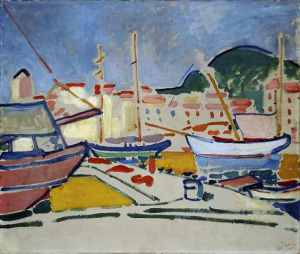 Andre_Derain_Harbour_1905
