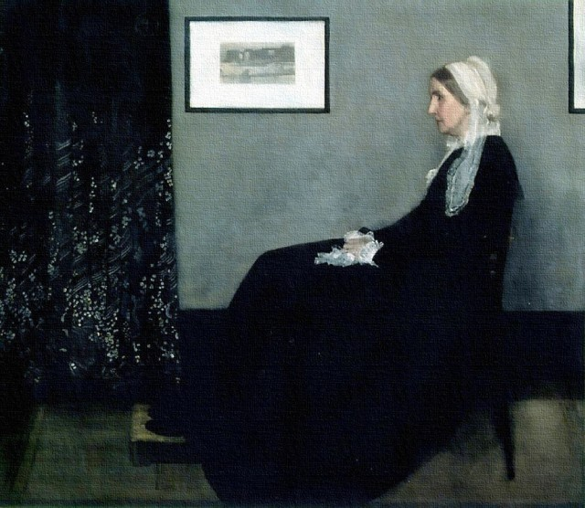 JamesWhistler_ChandungMeHoaSi_1971