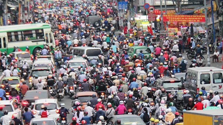 Sài Gòn bây giờ