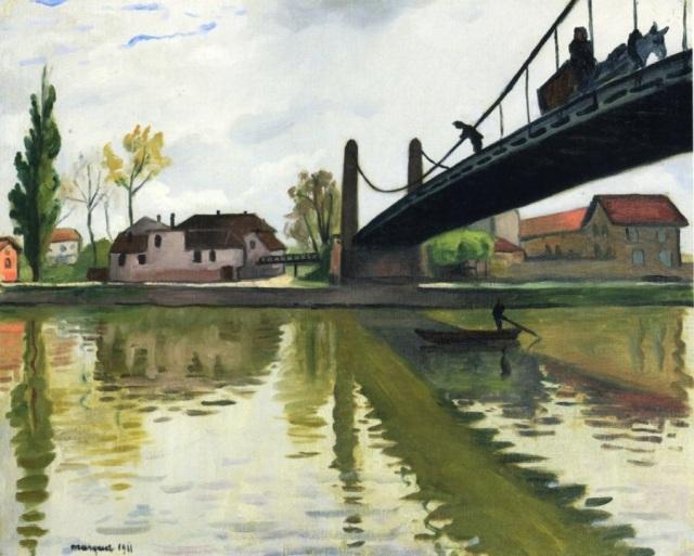 AlbertMarquet_PontDeConflans_1911