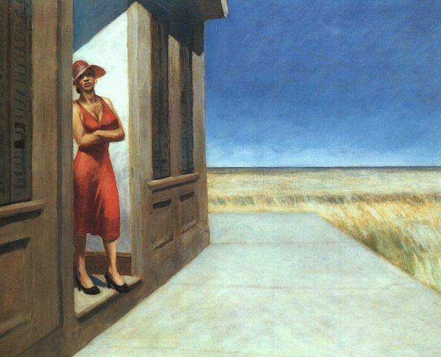 Hopper_CarolinaMorning_1955